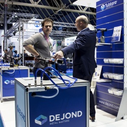 Dejond presents Tubtara at Technishow 2018